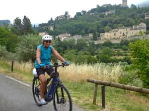 Randonnée vélo Pays du Ventoux